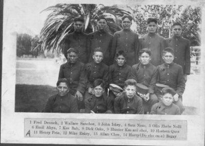 1911studentsinuniform